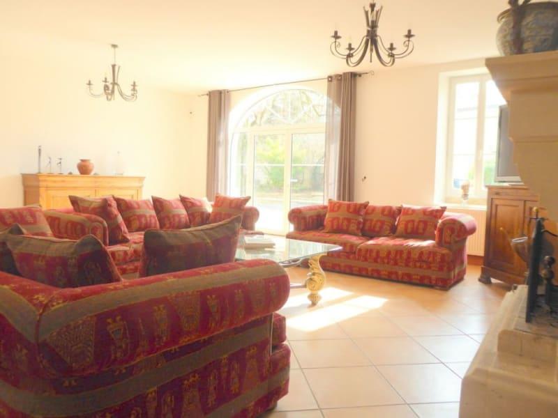 Sale house / villa Salles-d'angles 422000€ - Picture 7
