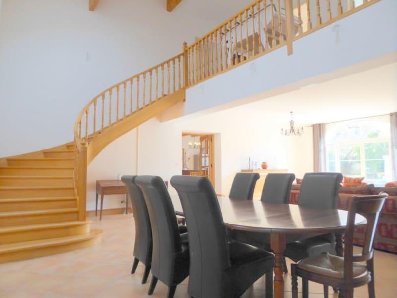 Sale house / villa Salles-d'angles 422000€ - Picture 8
