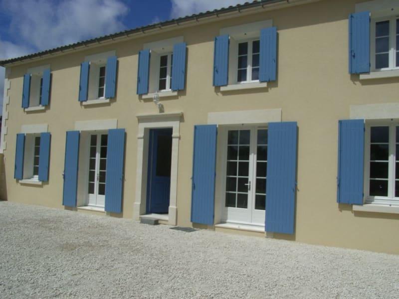 Rental house / villa Guimps 774€ CC - Picture 1