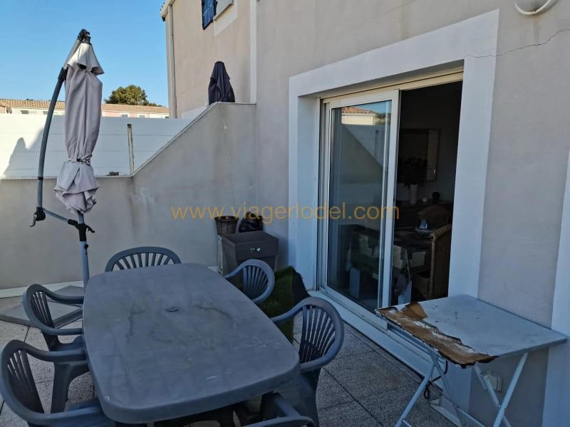 Life annuity apartment Clarensac 70000€ - Picture 10