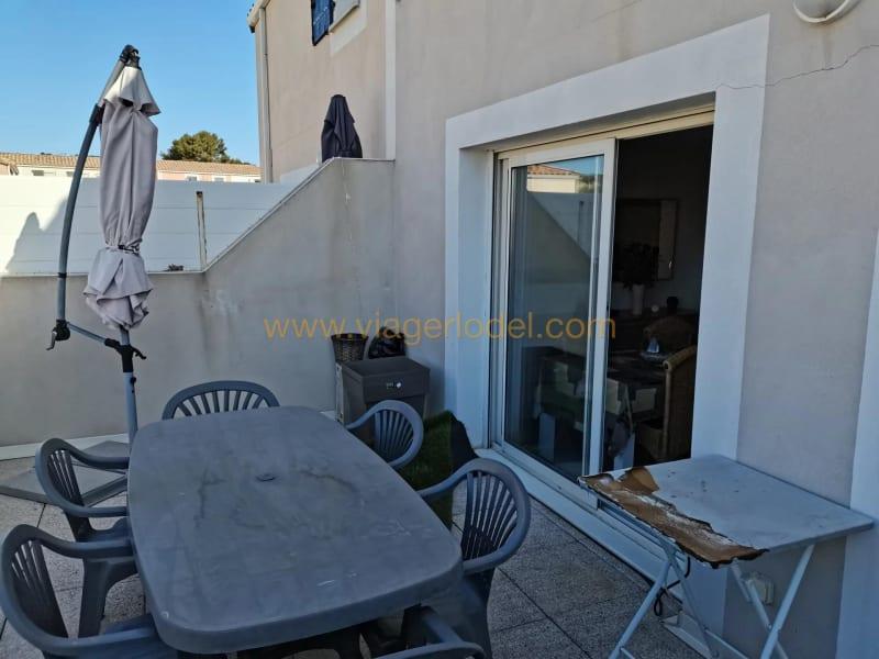 Verkauf auf rentenbasis wohnung Clarensac 67500€ - Fotografie 10
