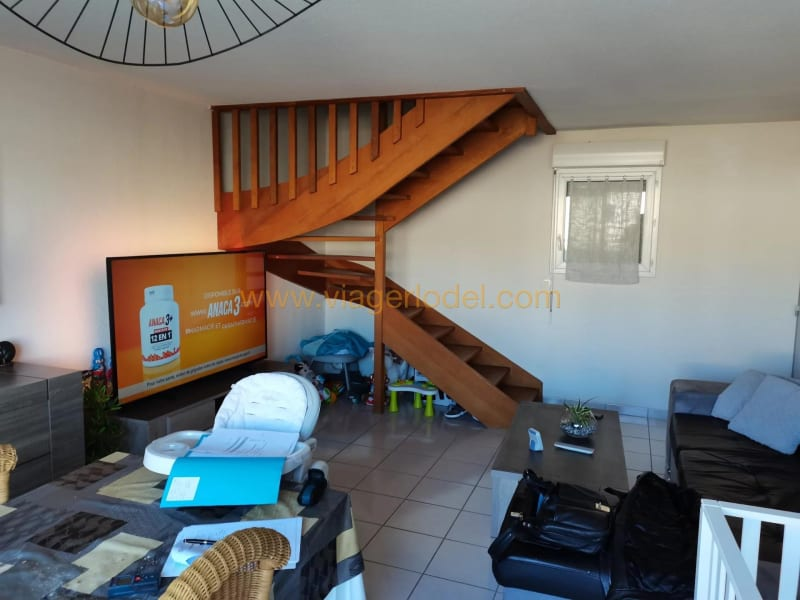 Life annuity apartment Clarensac 70000€ - Picture 2