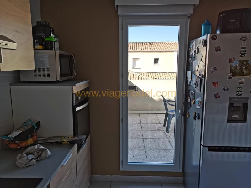 Life annuity apartment Clarensac 70000€ - Picture 3