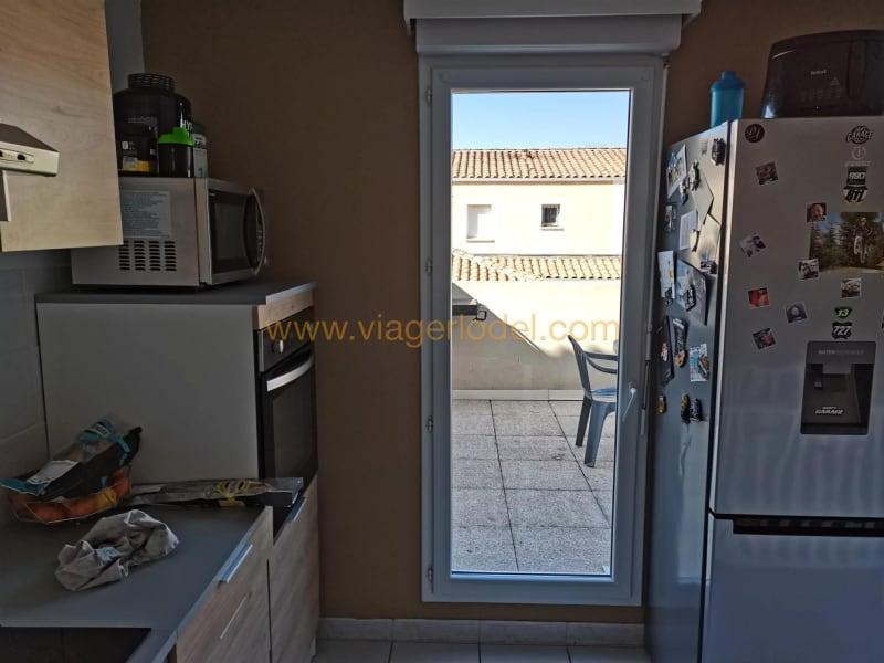 Verkauf auf rentenbasis wohnung Clarensac 67500€ - Fotografie 3