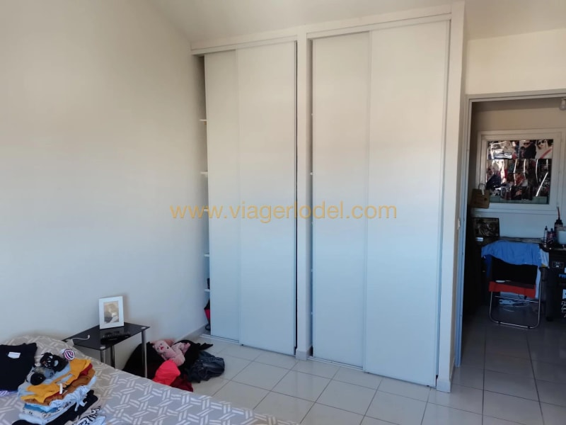 Life annuity apartment Clarensac 70000€ - Picture 5