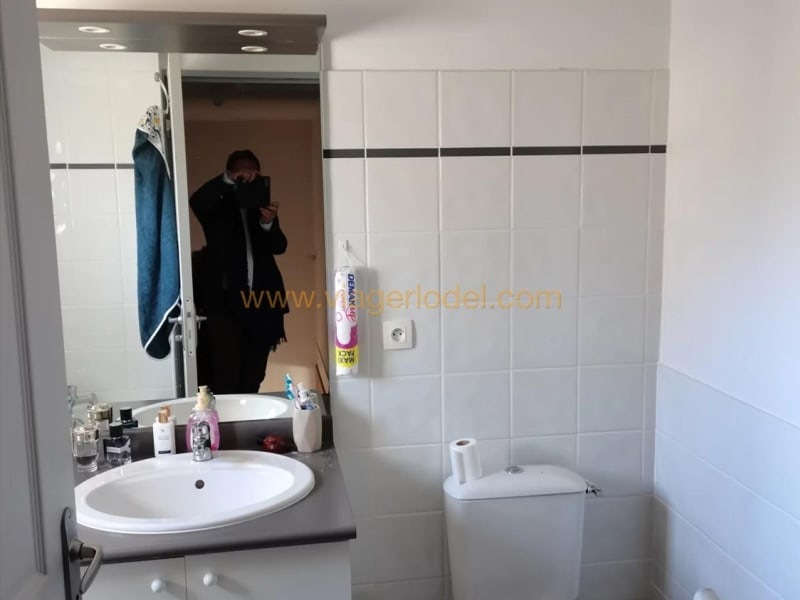 Life annuity apartment Clarensac 70000€ - Picture 9
