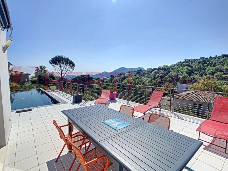 Sale house / villa Les adrets de l esterel 1170000€ - Picture 2