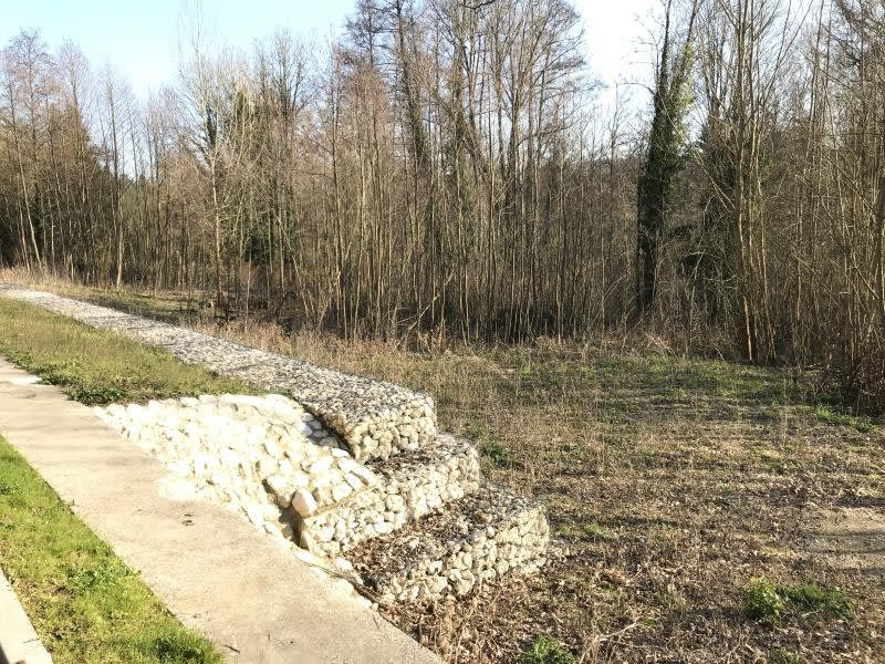 Vente terrain Saint-forget 525000€ - Photo 1