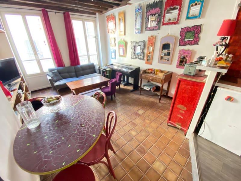 Vente appartement Paris 2ème 618000€ - Photo 1