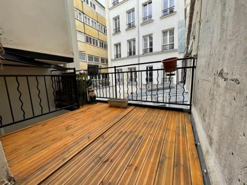 Vente appartement Paris 2ème 618000€ - Photo 6