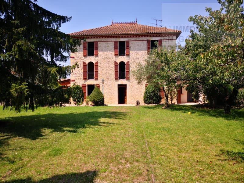 Sale house / villa Pavie 315000€ - Picture 1