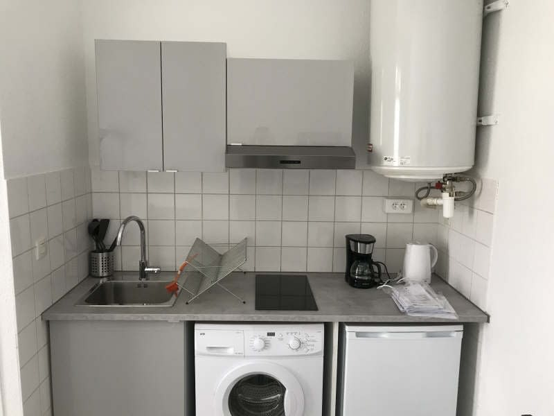 Rental apartment Bordeaux 635,72€ CC - Picture 4