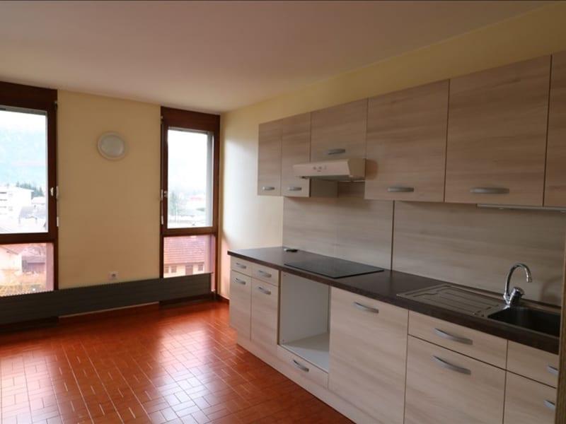 Rental apartment Bonneville 880€ CC - Picture 1
