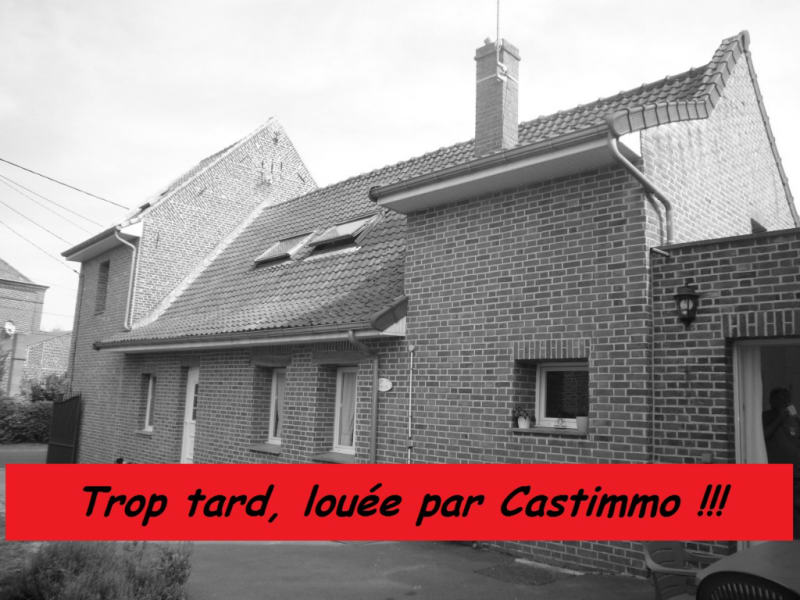 Location maison / villa Nomain 1000€ +CH - Photo 1