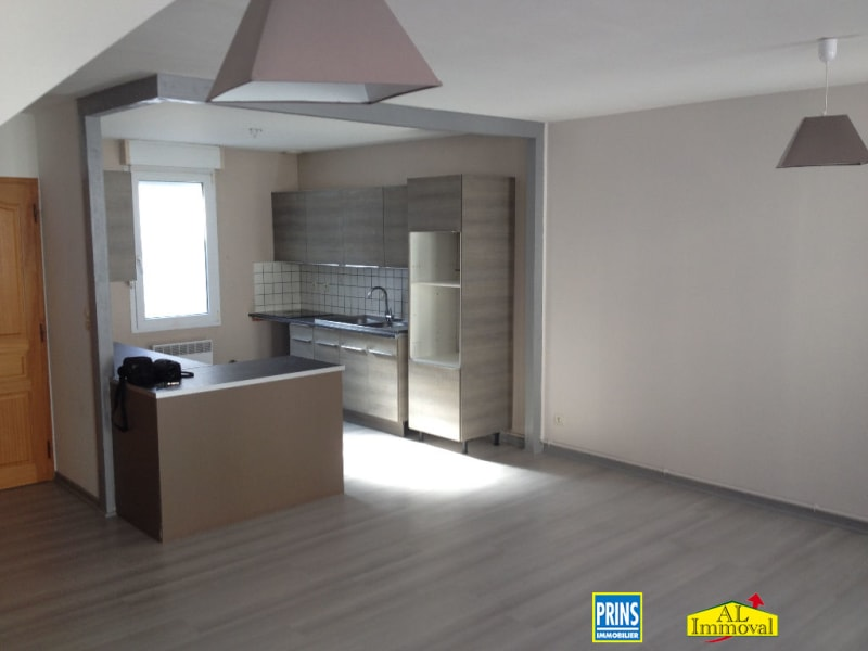 Rental apartment Saint omer 650€ CC - Picture 1