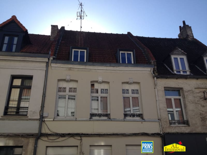 Rental apartment Saint omer 650€ CC - Picture 2