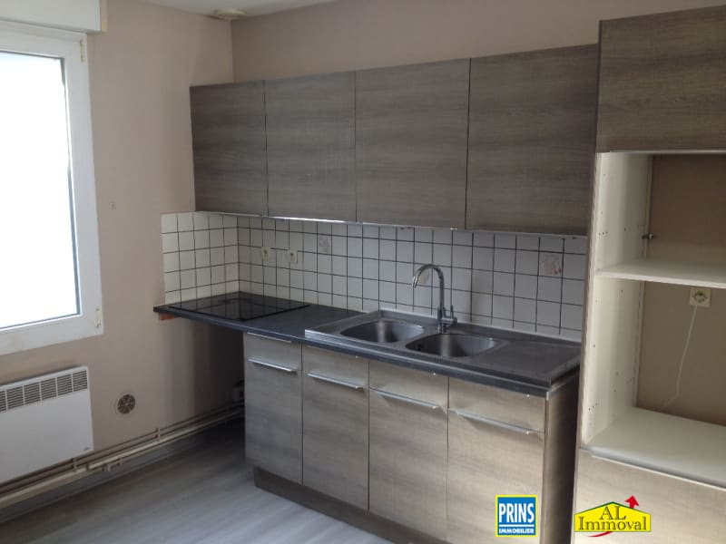 Rental apartment Saint omer 650€ CC - Picture 3