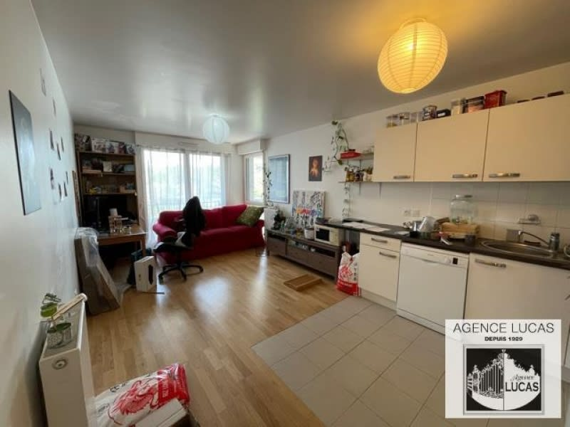 Rental apartment Massy 860€ CC - Picture 2