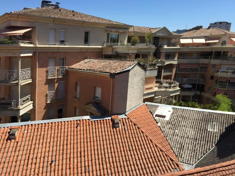 Rental apartment Toulouse 552,89€ CC - Picture 1