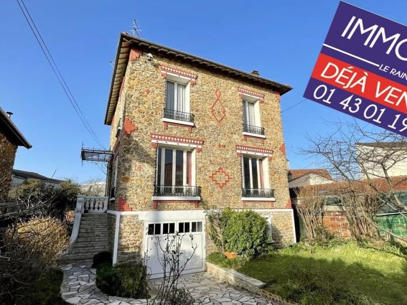 Vente maison / villa Les pavillons-sous-bois 448000€ - Photo 1