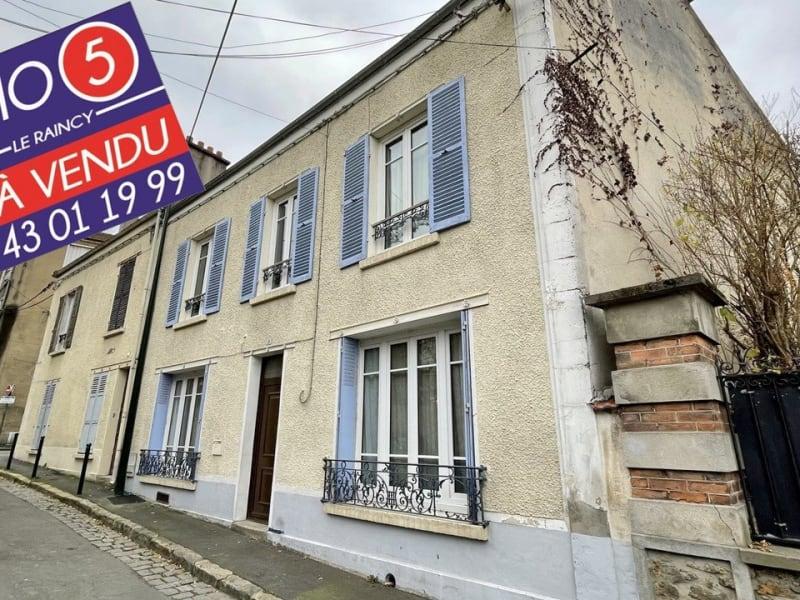 Sale house / villa Le raincy 518000€ - Picture 1
