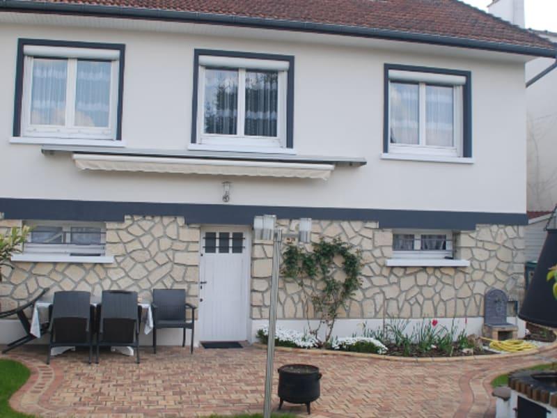 Vente maison / villa Bondy 418800€ - Photo 1