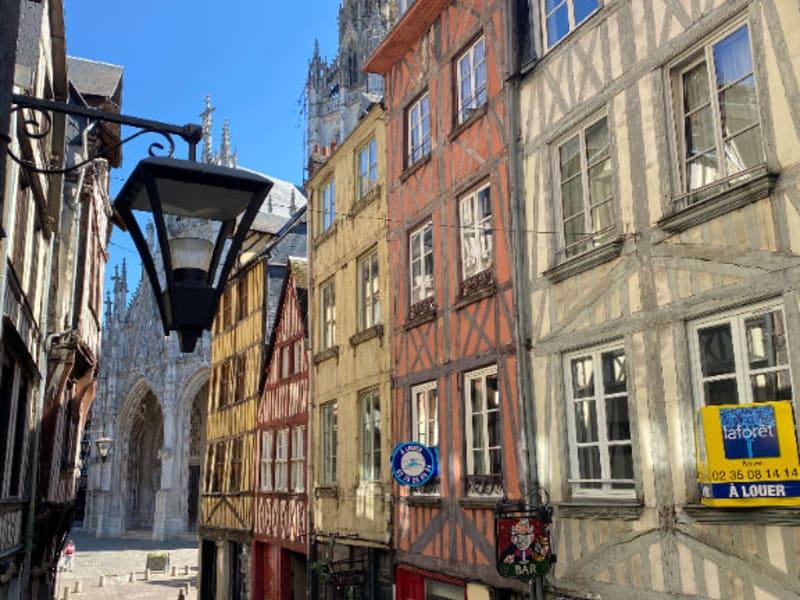 Vermietung wohnung Rouen 393,42€ CC - Fotografie 1