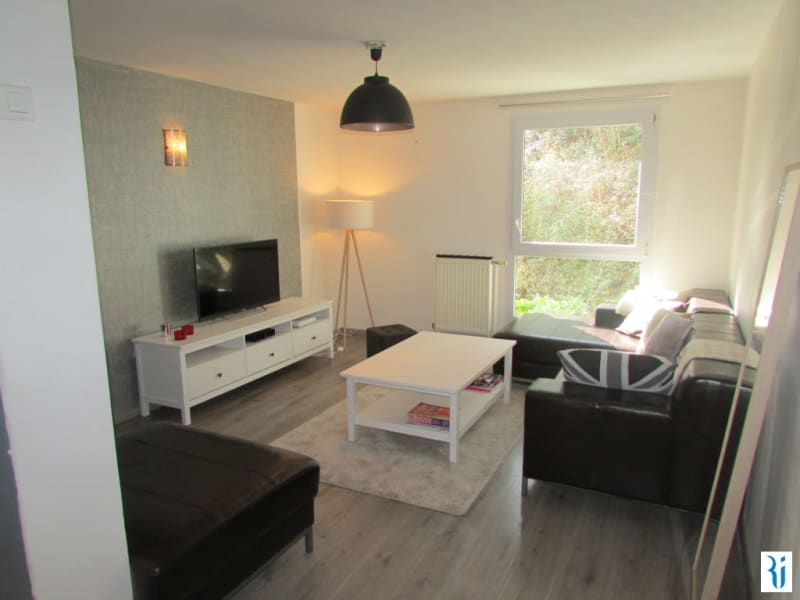 Rental apartment Rouen 618,69€ CC - Picture 1