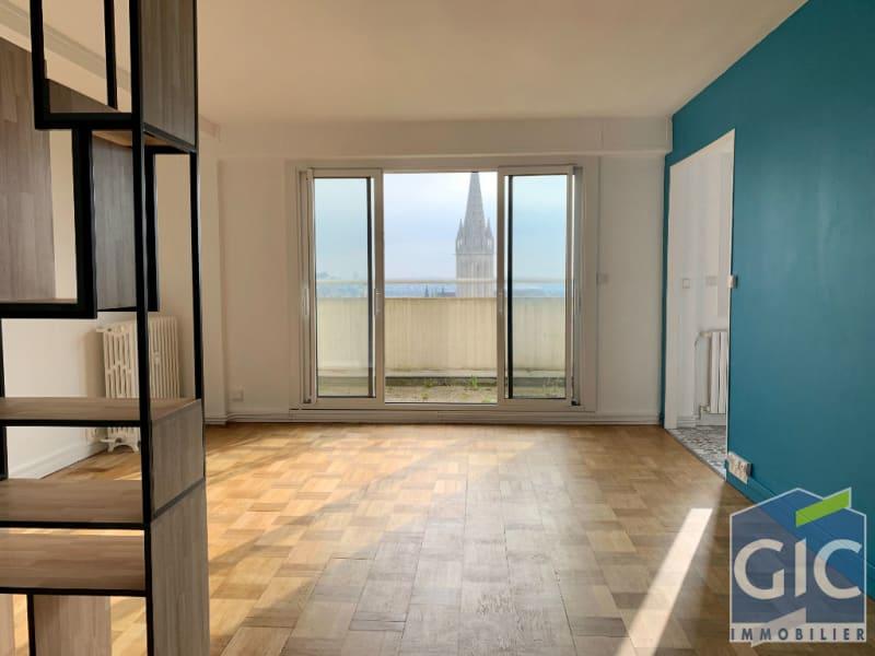 Rental apartment Caen 549€ CC - Picture 2