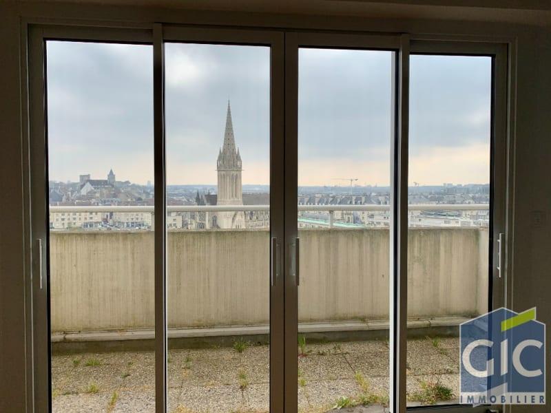 Rental apartment Caen 549€ CC - Picture 8