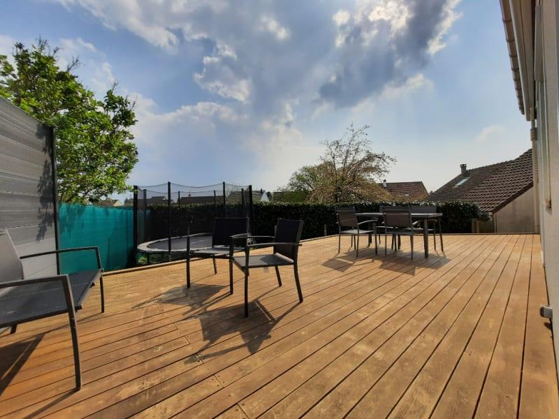 Sale house / villa Boissy l aillerie 504000€ - Picture 16