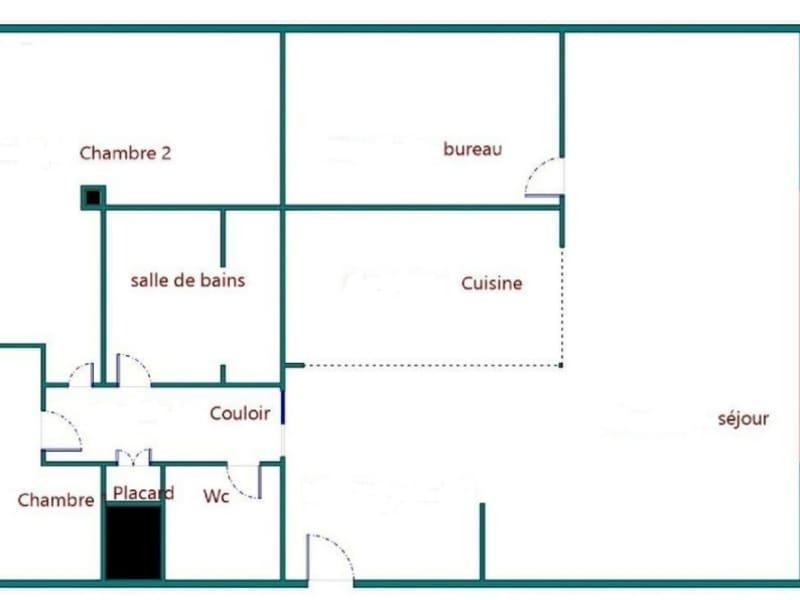 Vente appartement Neuilly sur seine 950000€ - Photo 1