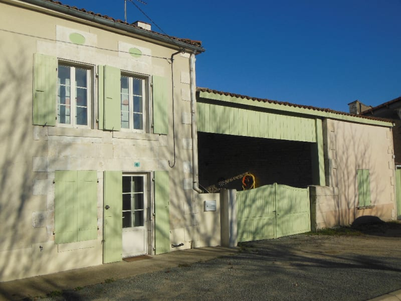 Rental house / villa Le vanneau irleau 650€ CC - Picture 1