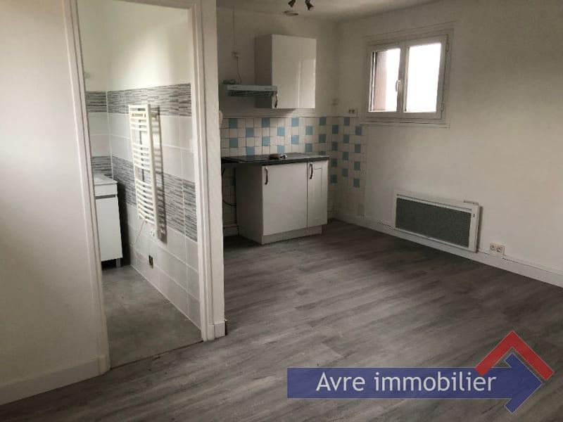 Rental apartment Verneuil d avre et d iton 355€ CC - Picture 1