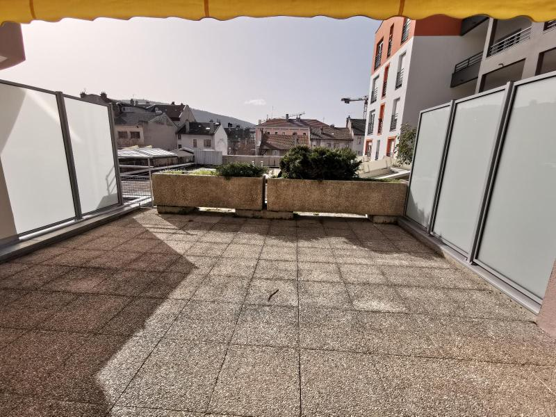Rental apartment Oyonnax 650€ CC - Picture 3