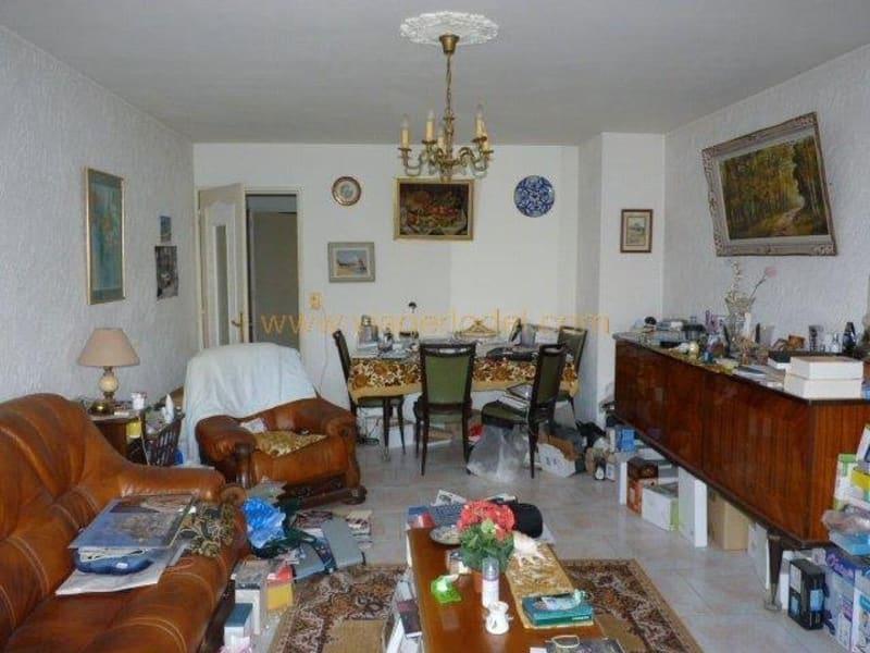 Verkauf auf rentenbasis wohnung Fréjus 87500€ - Fotografie 3