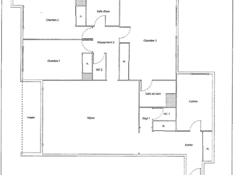Venta  apartamento Boulogne billancourt 760000€ - Fotografía 11