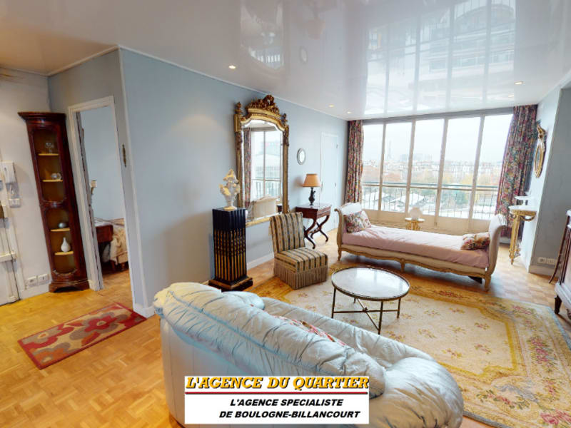 Venta  apartamento Boulogne billancourt 848700€ - Fotografía 3