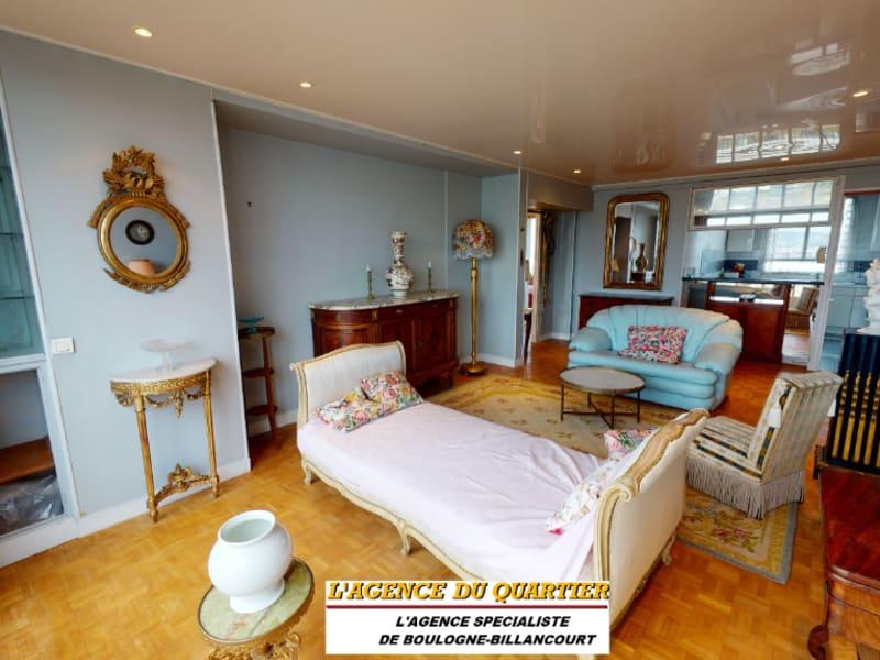 Venta  apartamento Boulogne billancourt 848700€ - Fotografía 4