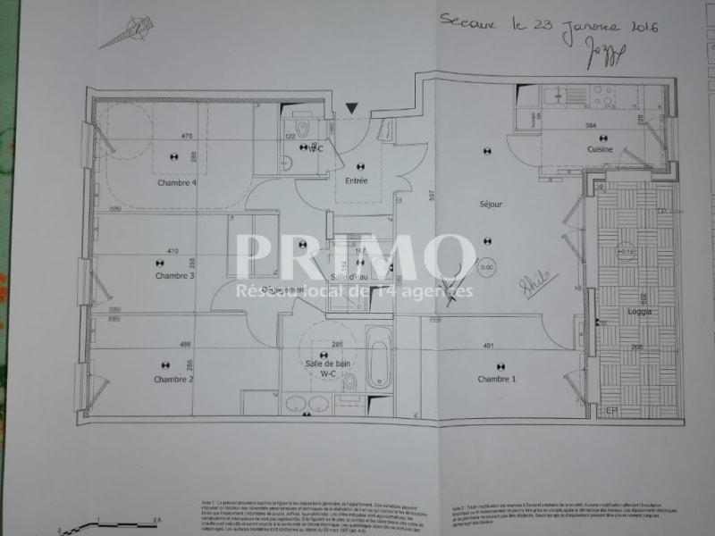 Vente appartement Le plessis robinson 635000€ - Photo 8