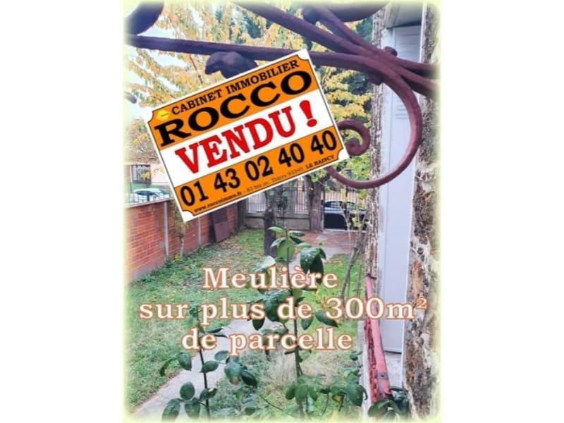 Vente maison / villa Les pavillons sous bois 314000€ - Photo 1