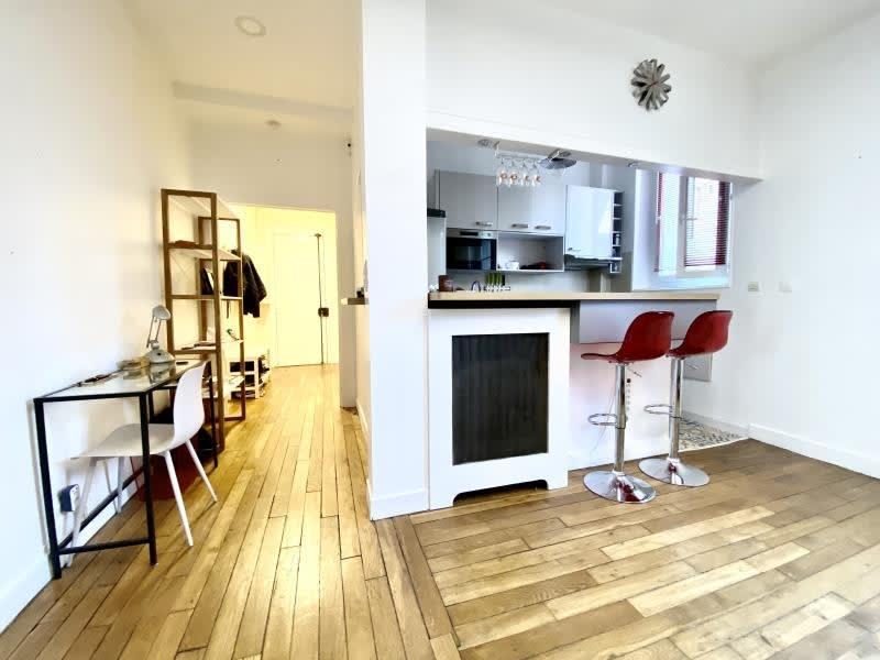 Location appartement Asnieres sur seine 1100€ CC - Photo 1