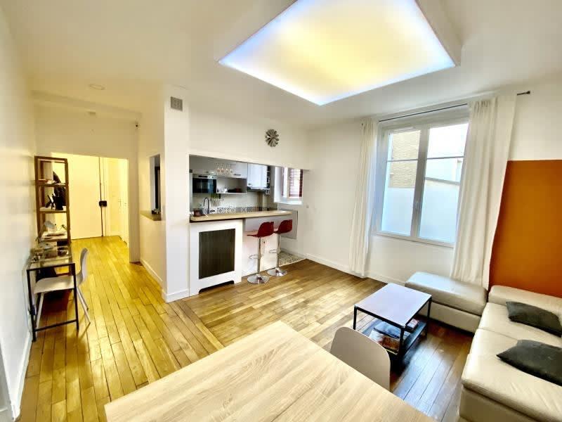 Location appartement Asnieres sur seine 1100€ CC - Photo 4
