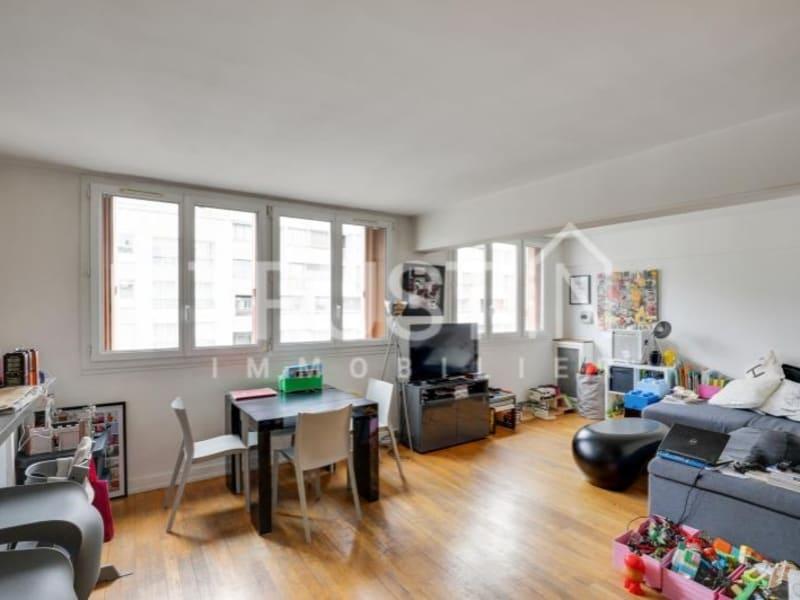 Vente appartement Paris 15ème 725000€ - Photo 1