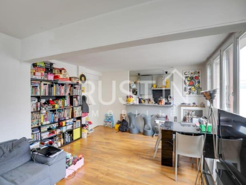 Vente appartement Paris 15ème 725000€ - Photo 2