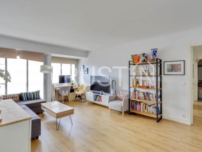 Vente appartement Paris 15ème 700000€ - Photo 2
