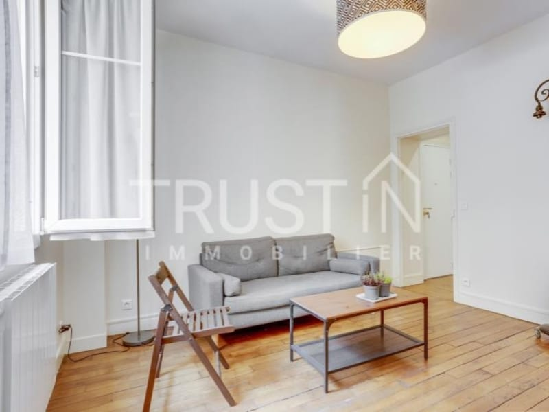 Vente appartement Paris 15ème 488000€ - Photo 2