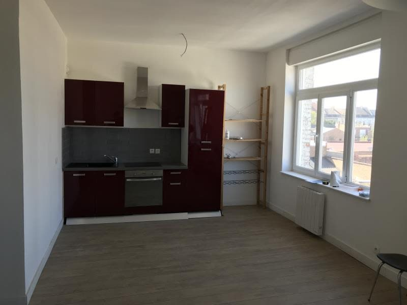 Location appartement Armentieres 550€ CC - Photo 1