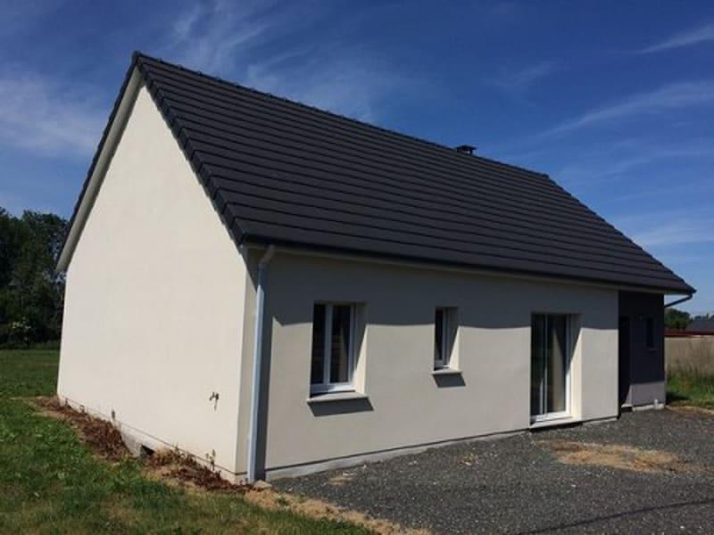 Sale house / villa Hornoy le bourg 210000€ - Picture 1