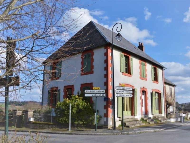 Vente maison / villa La meyze 117700€ - Photo 2
